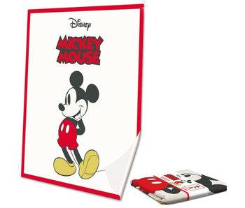 Disney Mickey Mouse Plaid soyeux Classic 130x160 cm