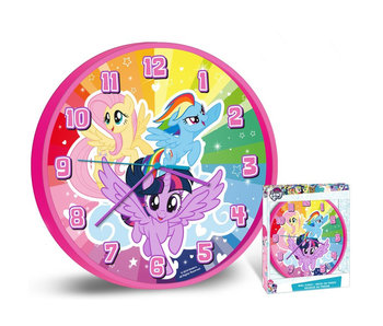 My Little Pony Wanduhr 25 cm