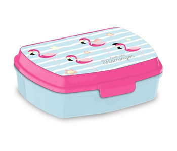 Flamingo Lunch box