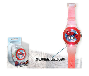 SpiderMan Digital watch