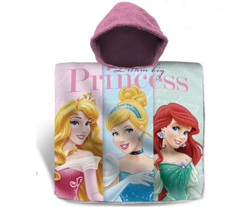 Disney Princess Poncho Dream groß 60 x 120 cm