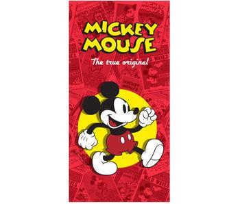 Disney Mickey Mouse Serviette de plage The True Original 75 x 150 cm