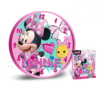 Disney Minnie Mouse Wanduhr