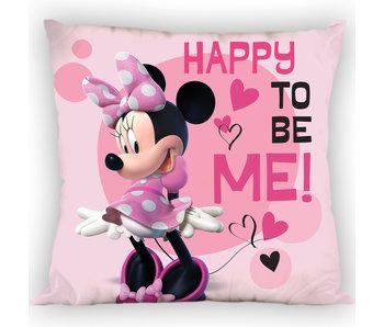 Disney Minnie Mouse Sierkussen Self Love 35x35 cm