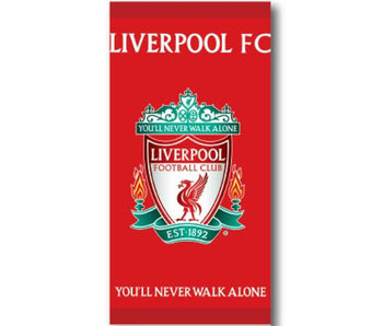 Liverpool FC Strandlaken YNWA 140x70cm