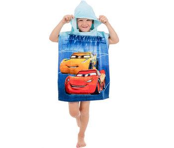 Disney Cars Poncho MPH 50x115 cm
