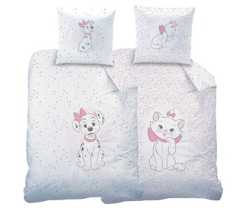 Disney 101 Dalmatiërs Duvet cover Girls 140x200 cm