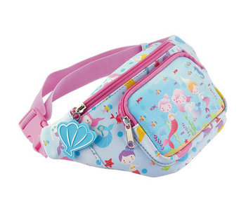 Floss & Rock Belt bag Mermaid 29 x 13 cm