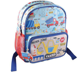 Floss & Rock Toddler / kindergarten backpack Construction 28 x 23 x 9 cm