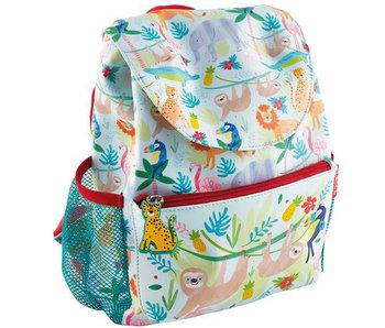 Floss & Rock sac à dos enfant en bas âge / maternelle Jungle 30 x 23 x 9 cm