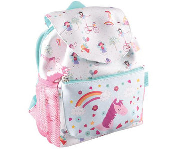 Floss & Rock toddler backpack Unicorn 30 x 23 x 9 cm