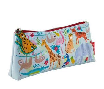 Floss & Rock Jungle pouch 22 x 11 x 4 cm