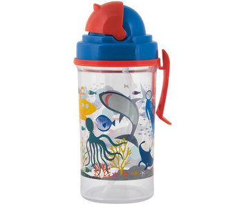 Floss & Rock Drinking bottle Ocean 350ml