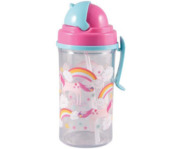 Floss & Rock Trinkflasche Unicorn 350ml