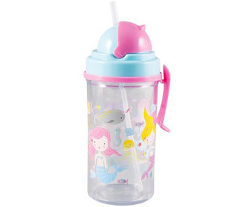 Floss & Rock Trinkflasche Mermaid 350ml