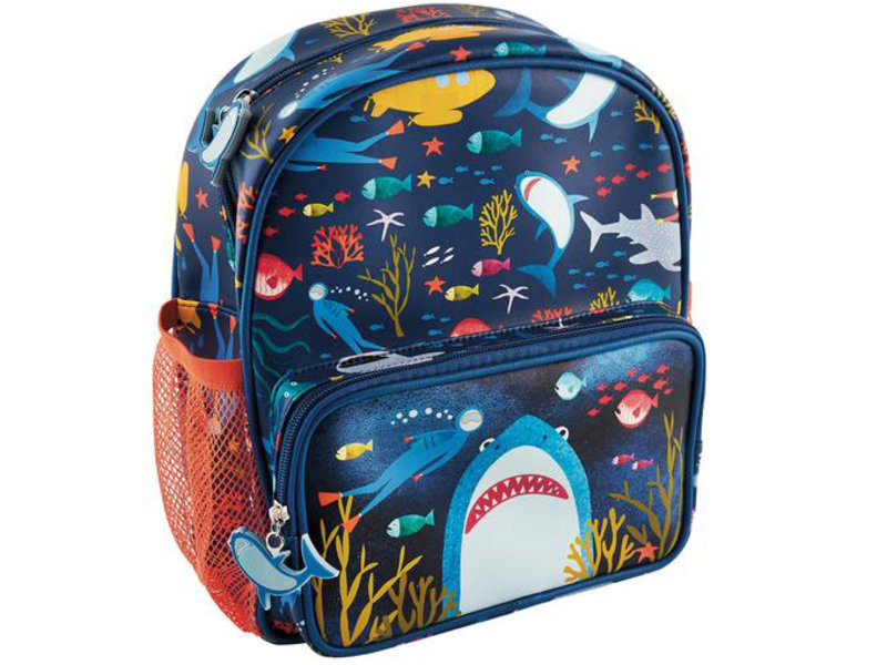 Floss & Rock Ocean - Toddler / toddler backpack - 28 cm - Blue