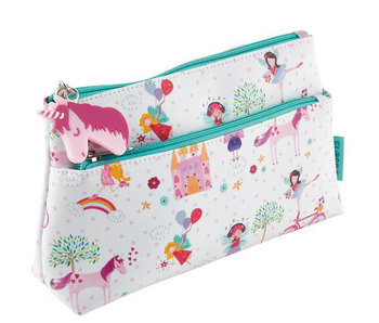 Floss & Rock FAIRY Unicorn toilet bag 22 x 13 x 6 cm