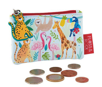 Floss & Rock Wallet Jungle 8 x 12 cm