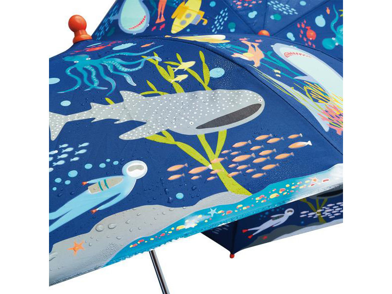 Floss & Rock Ocean - magic color changing umbrella - Multi