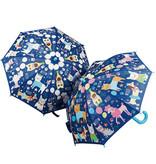 Floss & Rock Pets - Parapluie magique à couleurs changeantes - Multi