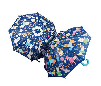 Floss & Rock Color changing magic umbrella Pets