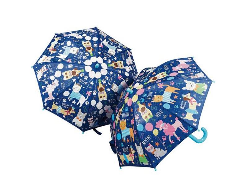 Floss & Rock Pets - magic color changing umbrella - Multi