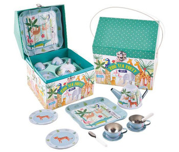 Floss & Rock tea set Jungle 11-piece