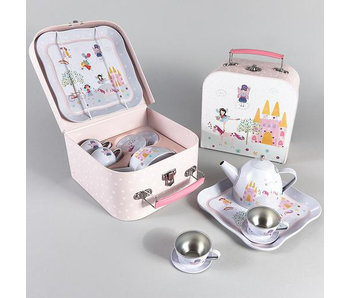 Floss & Rock tea service Fairy Unicorn 7-piece