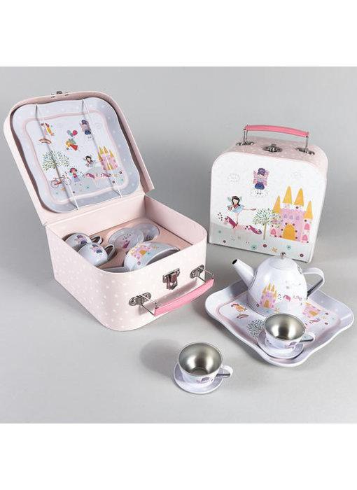 Floss & Rock tea service Fairy Unicorn 7-piece