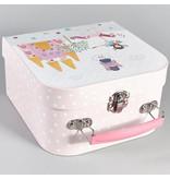 Floss & Rock Fairy Unicorn - Pewter tea set - 7 pieces - Multi