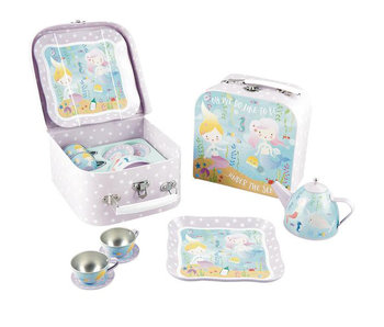 Floss & Rock tea service Mermaid 7-part