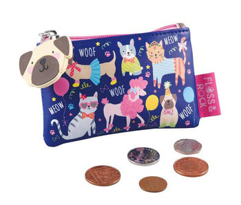Floss & Rock Wallet Pets 8 x 12 cm