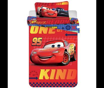 Disney Cars Housse de couette bébé 100x135 cm