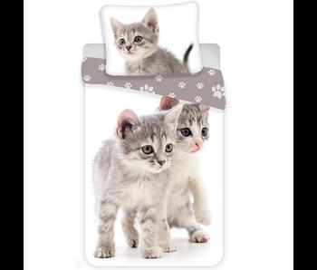 Animal Pictures Duvet cover Kittens 140x200 cm