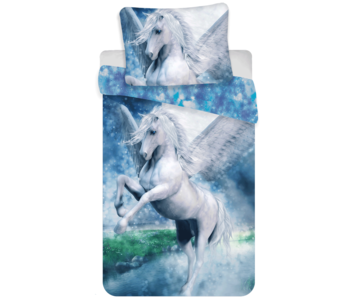 Animal Pictures Housse de couette Pegasus 140x200 cm