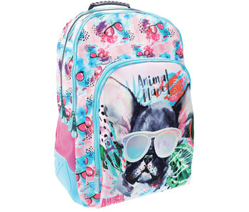Animal Planet Rock style dog backpack 45 x 33 x 16 cm