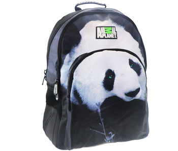 Animal Planet Panda-Rucksack 44 x 32 x 20 cm