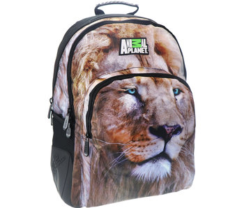 Animal Planet Lion - backpack - 44 x 32 x 20 cm