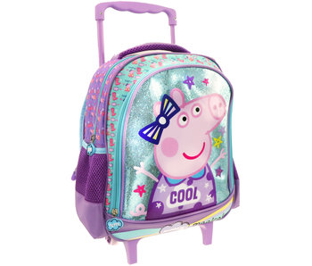Peppa Pig Sac à dos Trolley Cool 31 cm