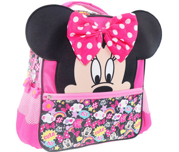 Disney Minnie Mouse Bow backpack 31 x 27 x 10 cm