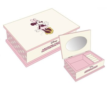 Disney Minnie Mouse Boîte à bijoux classique