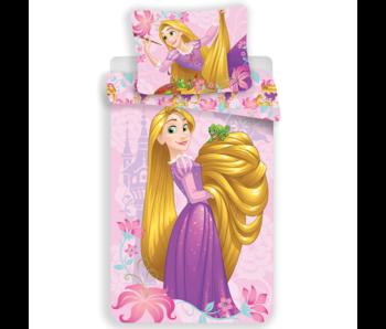 Disney Rapunzel Housse de couette 140x200 + 70x90cm
