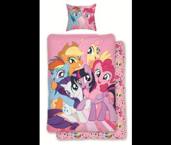 My Little Pony Dekbedovertrek Friends 140x200 + 70x90cm