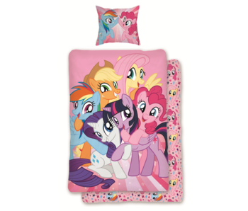 My Little Pony Housse de couette Friends 140x200 + 70x90cm