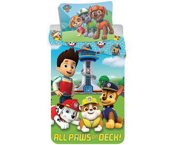 PAW Patrol Baby duvet cover  All Paws