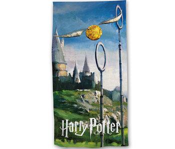 Harry Potter Strandlaken Zwerkbal 70x140cm