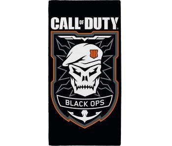 Call of Duty Strandlaken Black OPS 70 x 140 cm