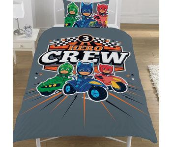 PJ Masks Dekbedovertrek Hero Crew 140x200 cm