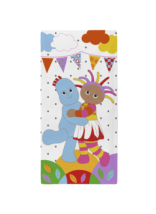 In de droomtuin Beach towel Love to Smile 140x70cm
