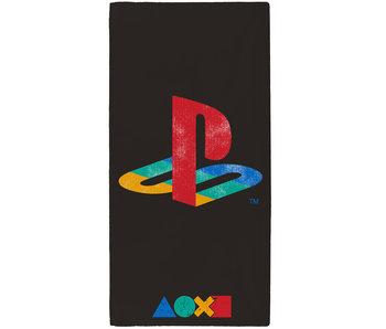 Playstation Serviette de plage rétro 70 x 140 cm